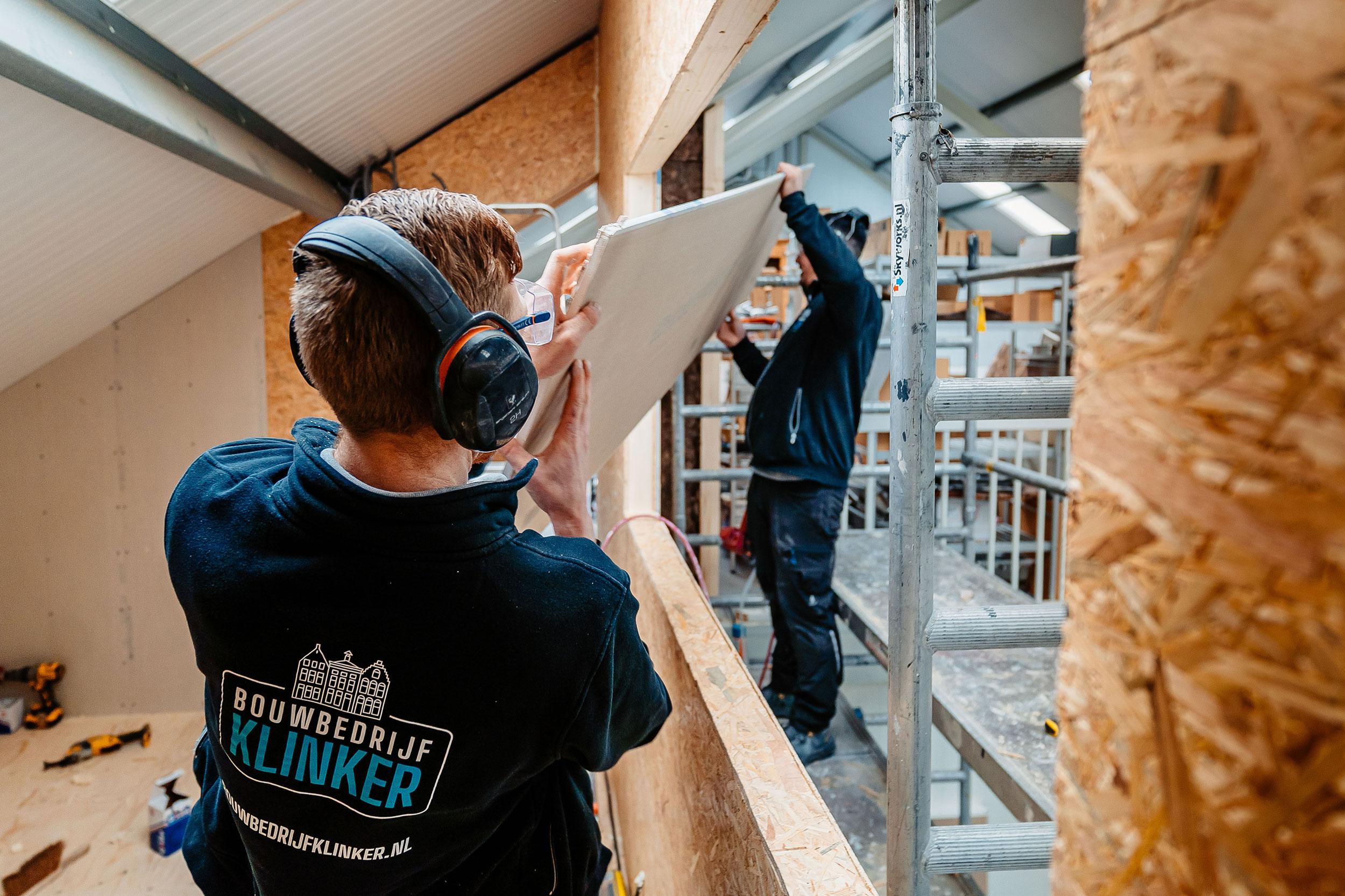 Bouwbedrijf Groningen verbouw en nieuwbouw