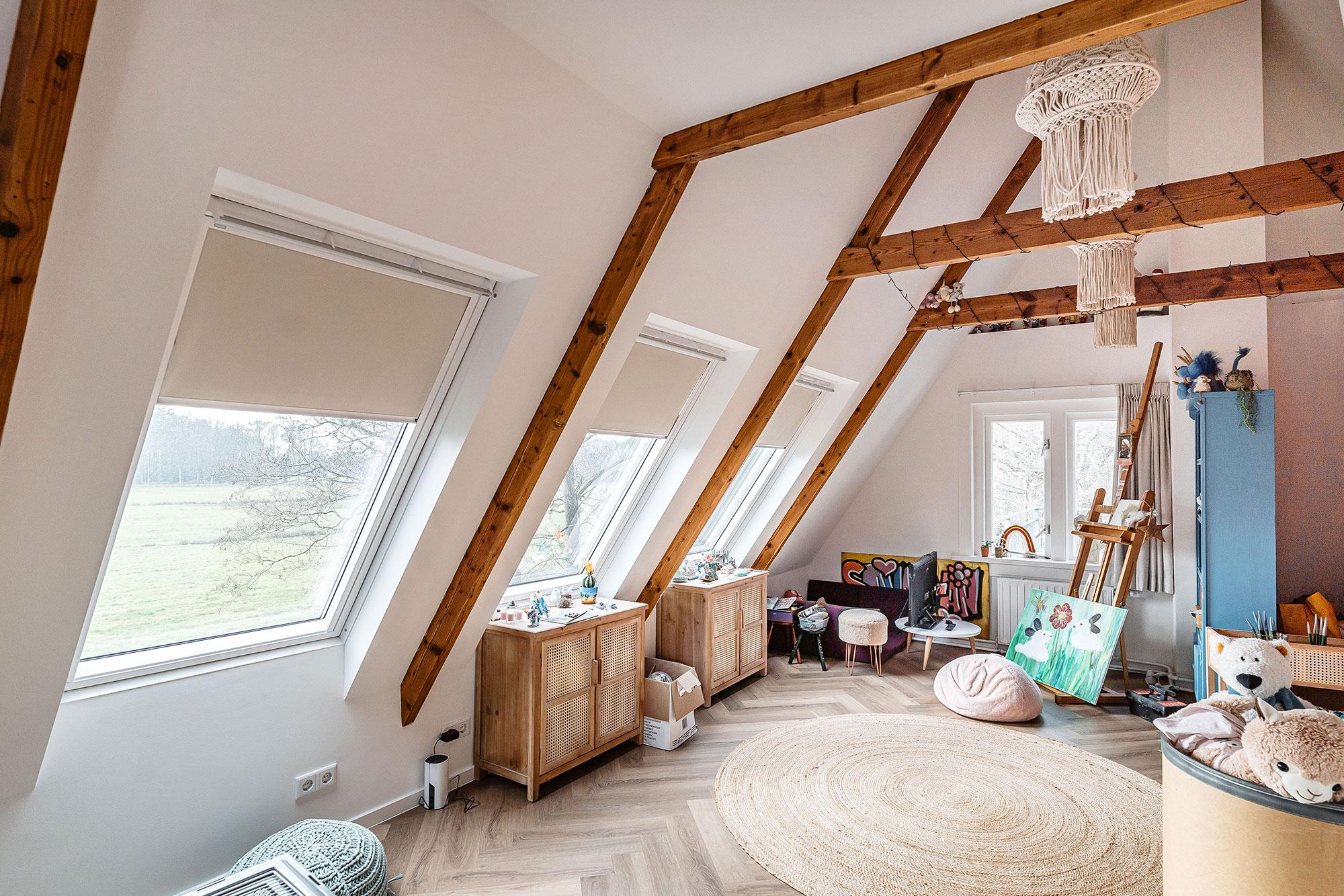 Verbouw slaapkamer