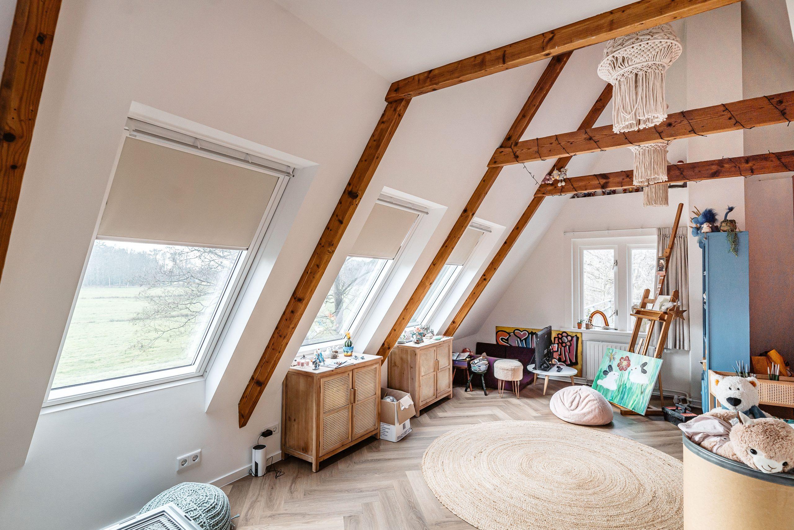 Verbouwing slaapkamer